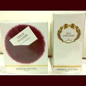 Two Brand New Unopened 3.4oz Anna Goutal Perfumes
